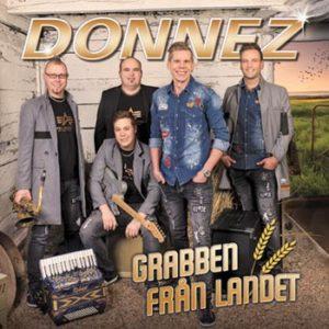 Donnez-Grabben från landet (CD)