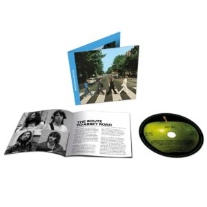 Beatles -Abbey Road 1969 (2019 mix) (CD)