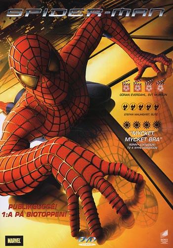 Spiderman 1 (DVD)