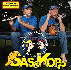 Sås och Kopp - Trampolin (CD)