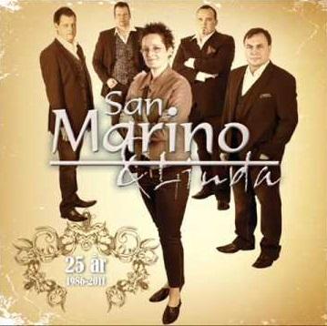 San Marino & Linda - 25 år (CD)