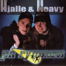 Hjalle & Heavy – På rymmen (CD)