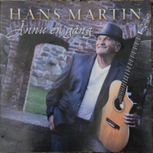 Martin Hans – Ännu en gång (CD)