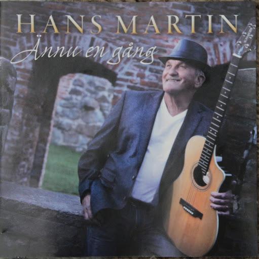 Martin Hans - Ännu en gång (CD)