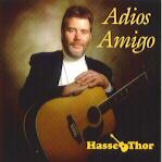 Thor Hasse - Adios Amigo (CD)