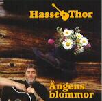 Thor Hasse - Ängens blommor (CD)