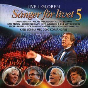 Sånger för livet 5 (CD)