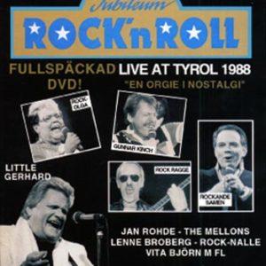 30-årsjubileum Rock'n Roll / Tyrol 1988(DVD)