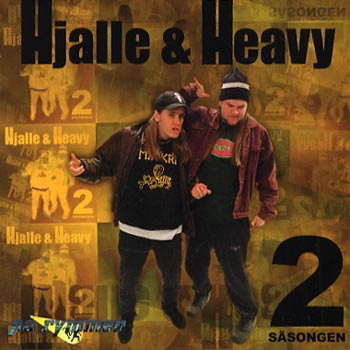 Hjalle & Heavy -2 säsongen (CD)