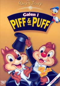 Piff & Puff - Galen i P & P (DVD)