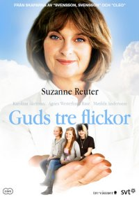 Guds tre flickor (2dvd)(DVD)