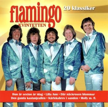 Flamingokvintetten -20 klassiker (CD)