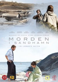 Morden i Sandhamn Säsong 1 (DVD)