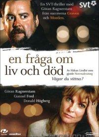 En fråga om liv och död (DVD)