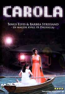 Carola - Sings Elvis & Barbra Streisand (DVD)