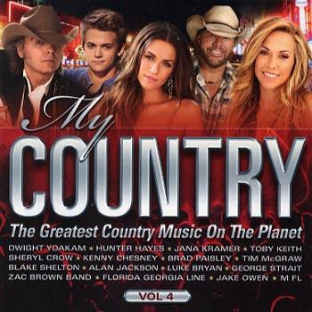 My Country Vol.4 (2cd)(CD)