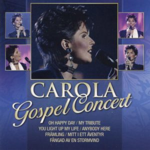 Carola -Gospel concert 1994 (CD)