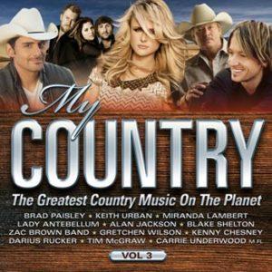 My Country Vol.3 (2cd)(CD)