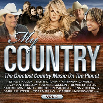 My Country Vol.3 (2cd)(CD)