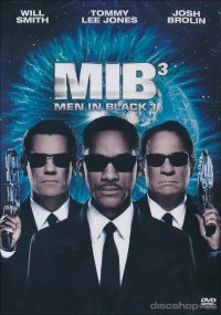 Men in black 3 (MIB)(DVD)