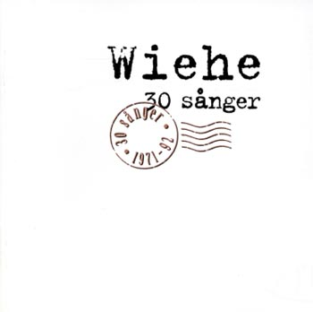 Wiehe Mikael - 30 sånger (2cd)(CD)