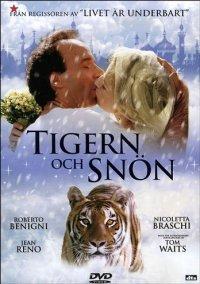 Tigern och Snön (DVD)