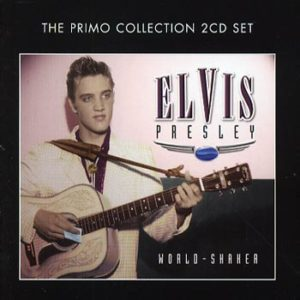 Presley Elvis -World shaker 1956-57 (2cd)(CD)