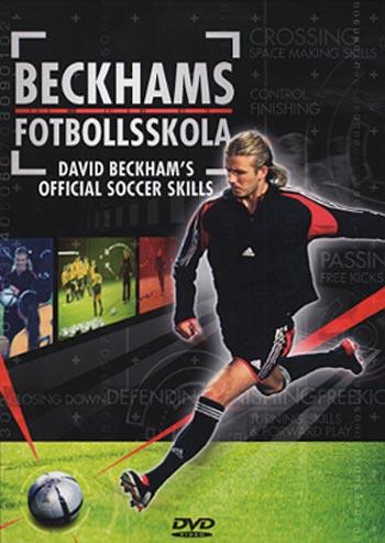 Beckhams Fotbollsskola (DVD)