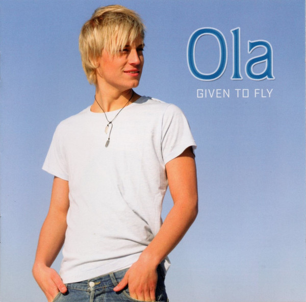 Ola -Given the fly (CD)