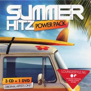 Summer Hitz Power Pack (3cd+dvd)(CD/DVD)