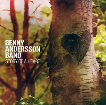 Andersson Benny - Story of a heart (CD)