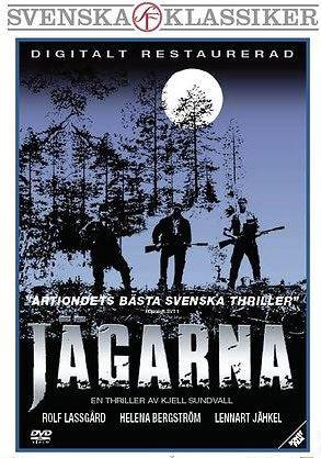 Jägarna 1 (DVD)