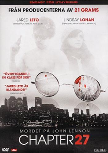 Morder på John Lennon (DVD)