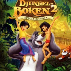 Djungelboken 2 (DVD)