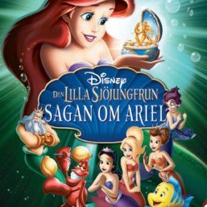 Den lilla sjöjungfrun 3 / Sagan om Ariel (DVD)