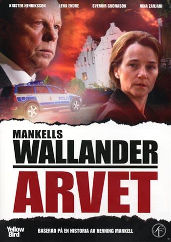 Wallander 24 / Arvet (DVD)