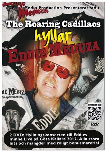 Roaring Cadillacs - Hyllar Eddie Meduza (2dvd)(DVD)