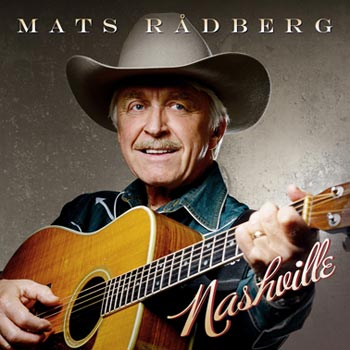 Rådberg Mats - Nashville (CD)