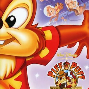 Piff & Puff – Räddningspatrullen 2 DVD)