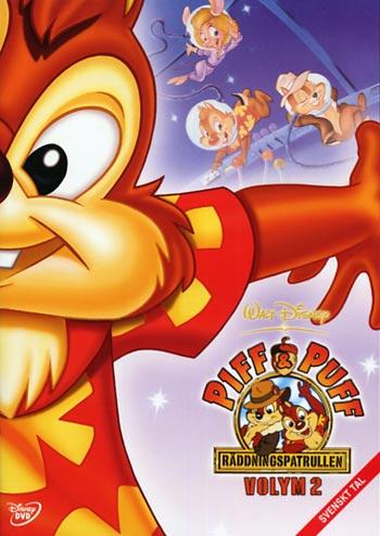 Piff & Puff - Räddningspatrullen 2 DVD)