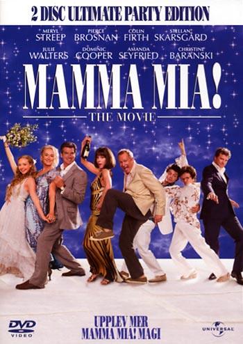 Mamma Mia - The movie (2dvd)/DVD)