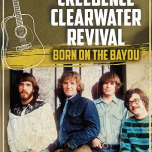 Creedence (CCR) -Born on the bayou / Greatest hits (3dvd+1cd)(DVD/CD)