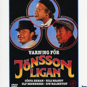 önssonligan / Varning för Jönssonligan (DVD)