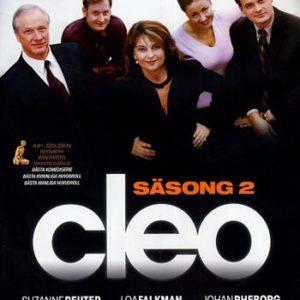 Cleo / Säsong 2 (2dvd) (DVD)
