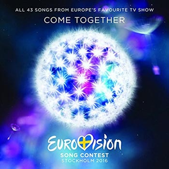 Eurovision Song Contest Stockholm 2016 (2cd)(CD)