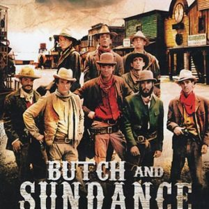Butch and Sundance – The early days (DVD)