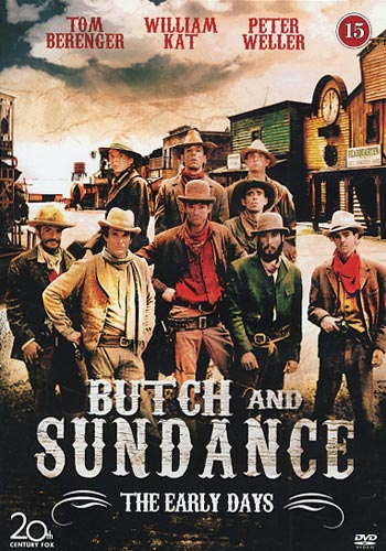 Butch and Sundance - The early days (DVD)