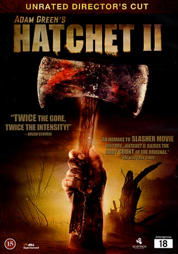 Hatchet 2 (DVD)