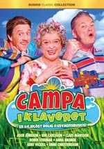 Campa i Klaveret (DVD)