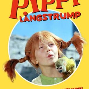 Pippi Långstrump / TV-serien (6dvd)(DVD)